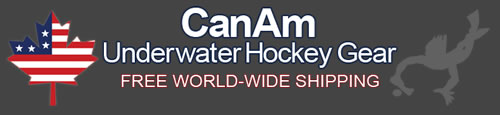 CanAm Underwater Hockey Gear