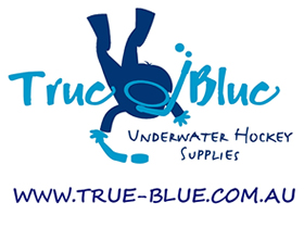 True Blue Underwater Hockey Supplies
