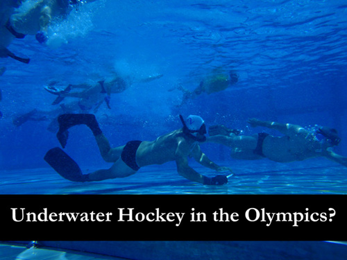 Underwater Hockey in the Olympics?
